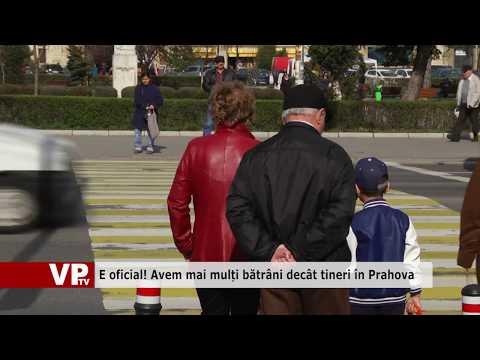 E oficial! Avem mai mulți bătrâni decât tineri în Prahova