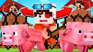 НОВАЯ МИНИ ИГРА! СКОТОБОЙНЯ! НА МОЕМ СЕРВЕР! УЖЕ СКОРО! Minecraft Cristalix