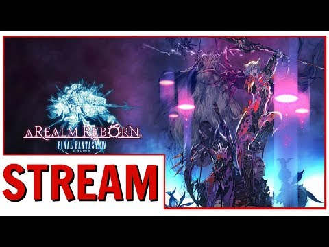 The Back On FFXIV Chill Stream | Road To Shadowbringers