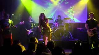 Anna Carina - Más alla de tí ( Tour AnnaCarinaPop HD )