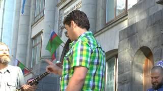Живет моя отрада Юрий Сорокин  трио музыкантов