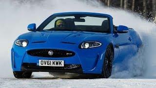 #109. Jaguar XKR S Convertible UK Spec 2012 (лучшие фото)