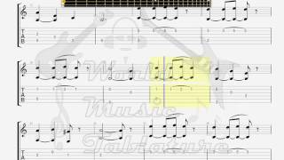 Dissection   Into Infinite Obscurity GUITAR TAB