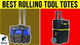10 Best Rolling Tool Totes 2019