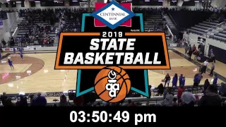 6A State Boys - Central vs. Rogers - 2/28/19