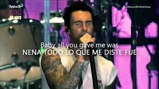 ► Plastic Rose - Maroon 5 [Sub en Español] (Lyrics video)