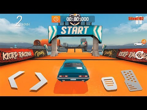 Car Stunt Races: Mega Ramps #6 - Best Android Gameplay By Silent102