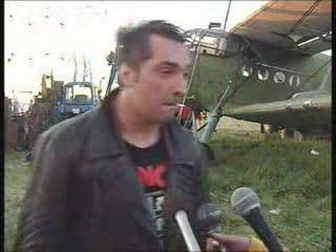 КОРОЛЬ И ШУТ или горшок дает интервью журналистке