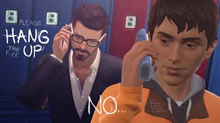 Sean calls Mr. Jefferson | Life is Strange 2 [EDIT]