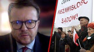 Rząd PRZEGRAŁ z sędziami?! Adwokat Michał Wawrykiewicz STANOWCZO o wyroku TSUE!
