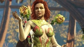 Injustice 2 Poison Ivy Gameplay Trailer 2017 (PS4 Xbox One)