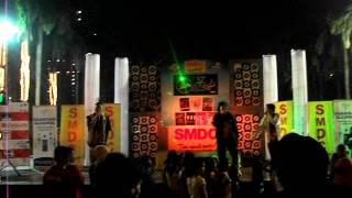 Juan Rhyme Brothers @ Metro Manila Film Festival. Roxas Blvd.