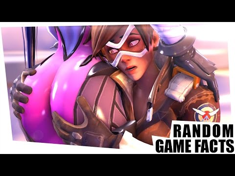 Random Game Facts #34 - Overwatch-Arsch-Skandal, Wolverines Schwert & das Jill-Sandwich