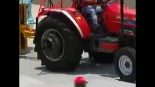 Mahindra's Arjun Novo Tractor's Demo Video