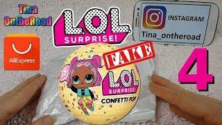 LOL Surprise FAKE, Tarocche Da Aliexpress N°4!