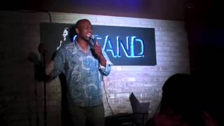 MM Jamarr John Johnson Comedian