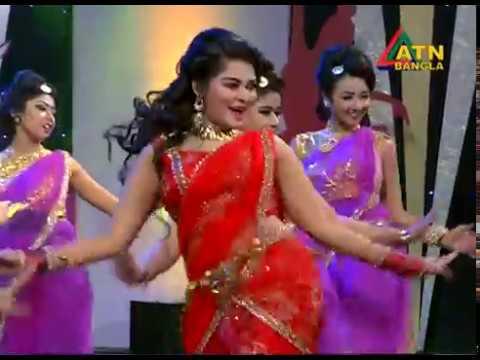 O amar roshiya bondhure   Shirin shila   Art of dance   Atn bangla dance 2018