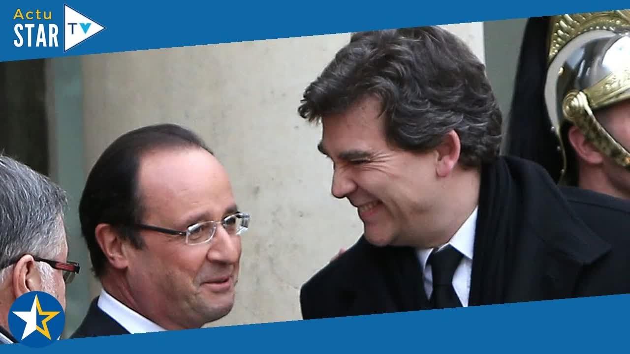 """""""Un désaccord très lourd"""" : Arnaud Montebourg assomme François Hollande dans C à vous"""