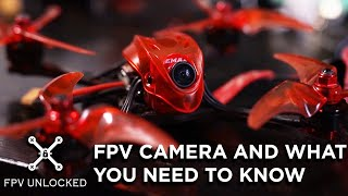 FPV cameras and what you need to know!