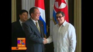 North Korea and Cuba reject