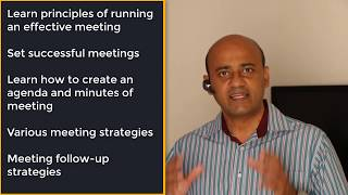 How To Conduct Effective and Productive Meetings? Take control of your daily meetings