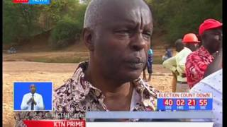 Construction of Thwake bridge in Makuni County begins