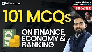 Top 100 Questions on Finance, Economy & Banking   General Awareness for IBPS Clerk, SSC GD & RPF SI