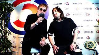 A banda sueca Mando Diao na Radio Stay Rock Brazil, mandando um ALO para GALERA !