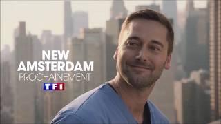 Annonce de New Amsterdam prochainement sur TF1