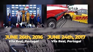 This is Vila Real: Win & Crash. Tom reflects about the highlights so far and what will 2018 bring?