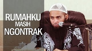 Gambar cover Rumahku Masih Ngontrak - Ustadz DR Syafiq Riza Basalamah, MA