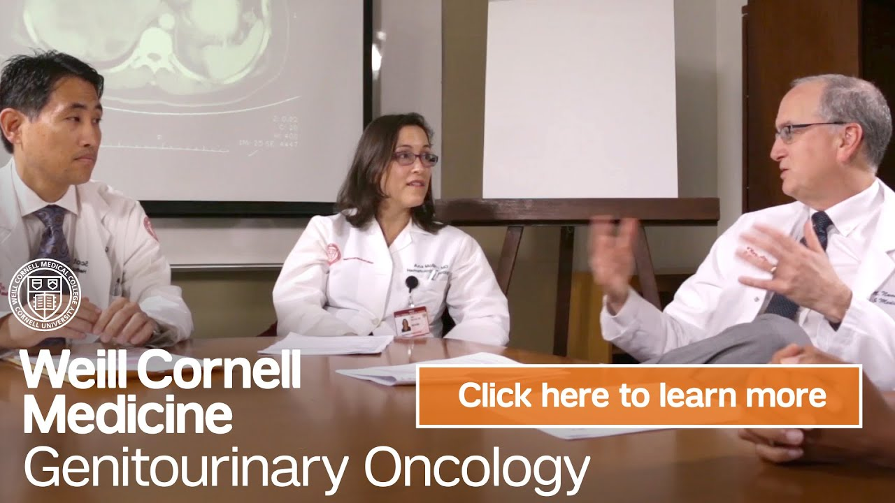 Kidney Cancer Treatment NY | Weill Cornell Medicine Genitourinary Oncology Program