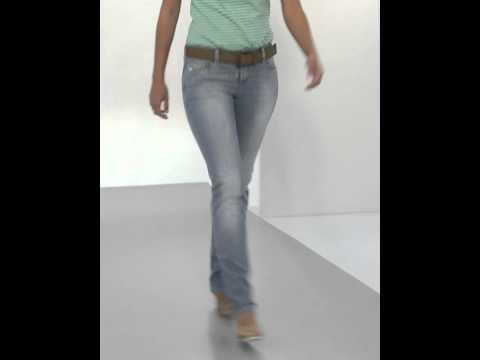Mac Jeans Carrie Pipe Power Denim Light