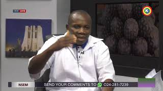 NSEM - HEALTH VALUES ON GHANAIAN FRUITS AND VEGETABLES (PT.2)