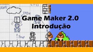 Game Maker 2.0 - Introdução - Criando Jogos 2D
