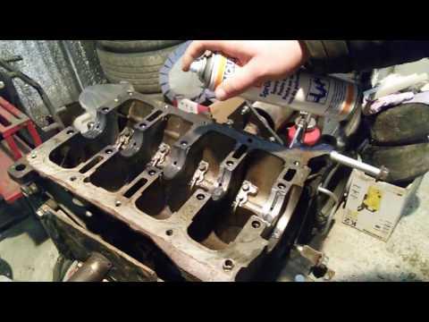 Сборка двигателя Фиат1,3 Дизелюга Мультиджет