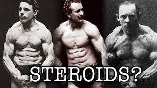 The Origin Of Steroids