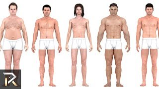 What Does Your Body Shape Really Say About Your Personality?