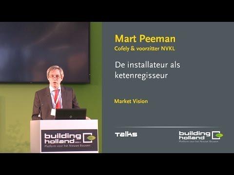 Mart Peeman - De Installateur als ketenregisseur