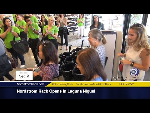 Nordstrom Rack Opens In Laguna Niguel
