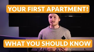 First Apartment Checklist | Apartment Living