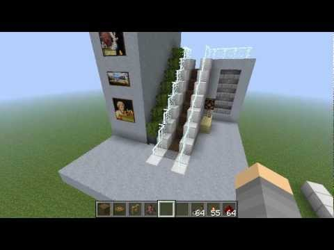 Minecraft Digital Clock 24 hour - inMinecraft