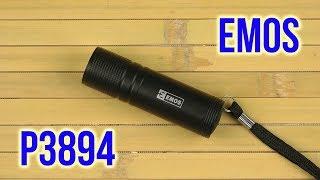 EMOS E3221 3 W COB LED (P3894) - відео 1