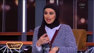 لقاء مع عارضة الازياء الشهيرة الدانة موديل في برنامج ع السيف