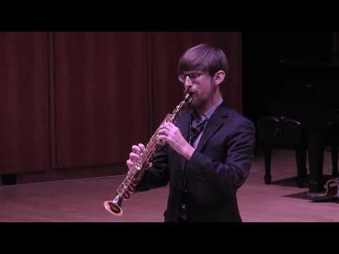 This is my winning performance of the Bach Flute Partita from the 2020 Georgia State University Honors Recital. Enjoy!
