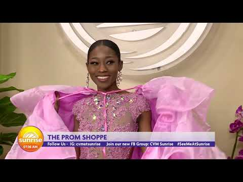CVM At Sunrise - The Prom Shoppe - May 30, 2019