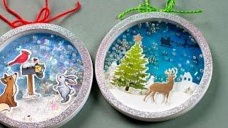 Shaker Ornaments