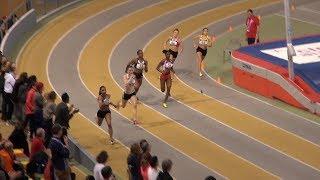 Aubière 2018 : Finale 400 m Espoirs F (Kellya Pauline en 53''47)