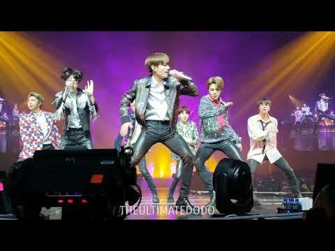 180915 DNA @ BTS 방탄소년단 Love Yourself Tour in Fort Worth Fancam 직캠