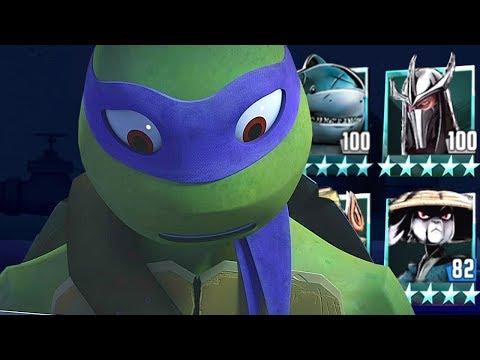 Ninja Turtles Legends PVP HD Episode - 461 #TMNT